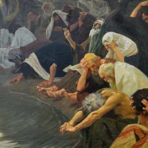 «НА РЕКАХ ВАВИЛОНСКИХ»: КОММЕНТАРИЙ К ПСАЛМУ 136