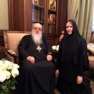 Монахиня Ольга – келейница, находившаяся рядом с митрополитом Филаретом в его последние годы: «Владыка очень любил людей»