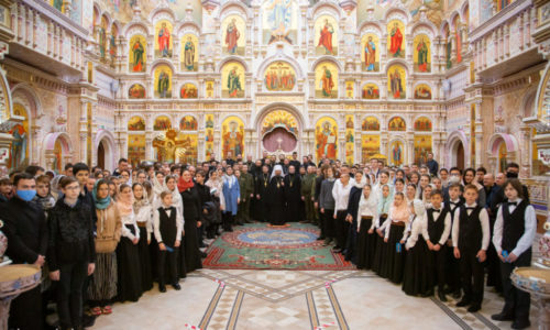 День православной молодежи отметили в Минске