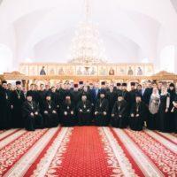 В Минской духовной семинарии торжественно отметили Актовый день