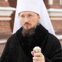 Обращение митрополита Вениамина к верным чадам Белорусской Православной Церкви в преддверии Великого поста