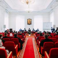 В Минской духовной семинарии прошел вечер памяти архиепископа Михея (Хархарова)