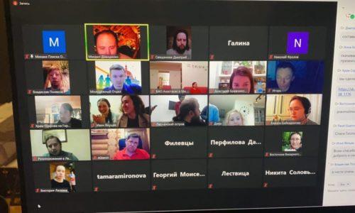 Молодежный отдел провел онлайн-мероприятие «Православный сторителлинг»