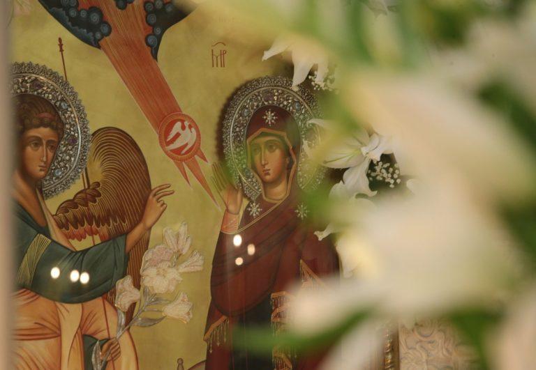 7 апреля. Благовещение Пресвятой Богородицы