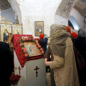 Светлое Христово Воскресение в храме великомученицы Ирины