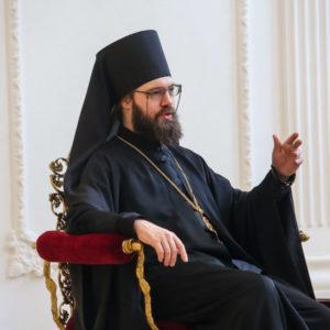 Епископ Зеленоградский Савва: О переводе богослужения на русский язык не идет речи