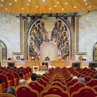 Пленум Межсоборного присутствия Русской Православной Церкви одобрил ряд проектов документов