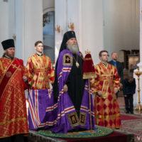 Архиепископ Витебский и Оршанский Димитрий возглавил торжественный выпускной акт в Витебской духовной семинарии