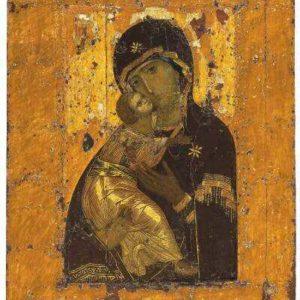 Великая защитница. 3 июня исполнится 500 лет Владимирской иконе Божией Матери