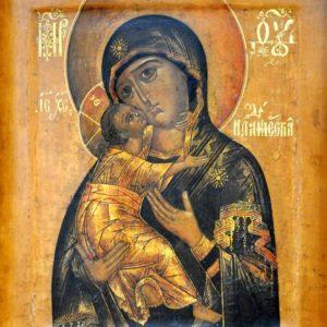 6 июля. Владимирской иконы Божией Матери