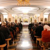 Архиепископ Димитрий возглавил собрание духовенства и мирян Витебской епархии