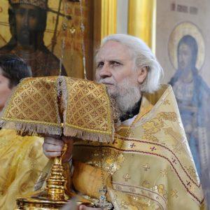 Протопресвитер Владимир Диваков. В 1956 году я пришел учиться в семинарию…