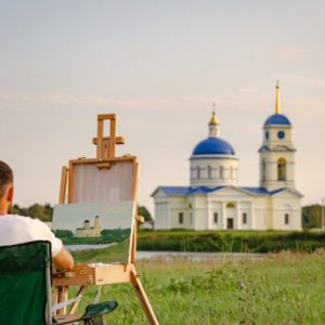 В Ивенце состоится Международный художественный пленэр «Святасць зямлі Беларускай», посвященный памяти митрополита Филарета (Вахромеева)