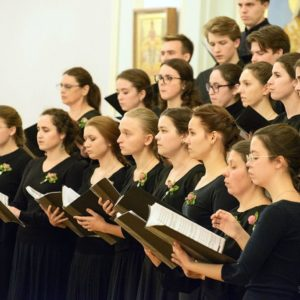 В Соборной палате пройдет концерт хоровых коллективов ПСТГУ, посвященный 80-летию начала Великой Отечественной войны и героической битвы за Москву